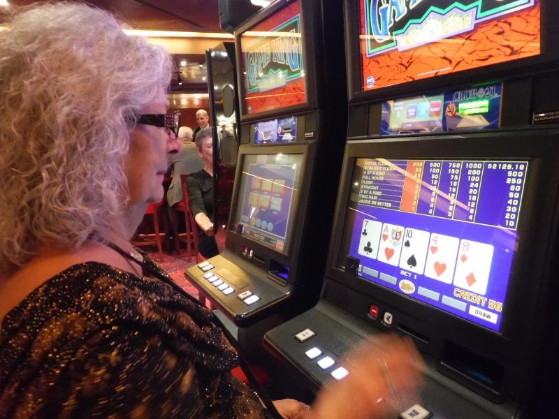 Casino onboard Amsterdam