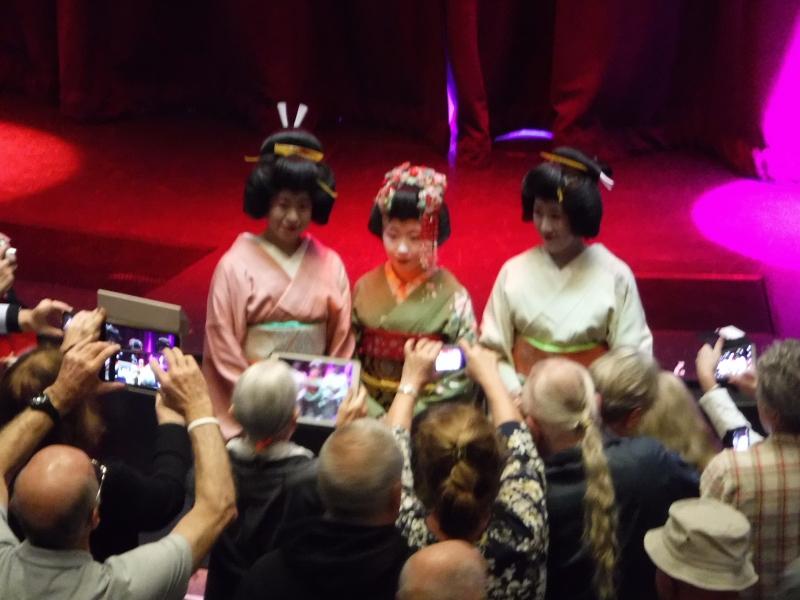 Geisha Girl Perf.