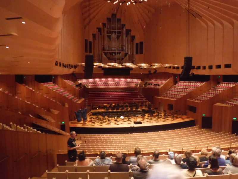 Main Orchestra Hall