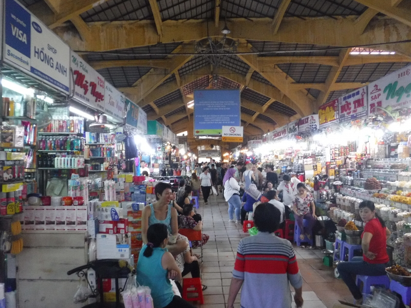 Market in Saigon