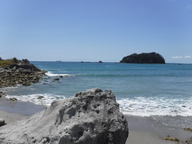Mt. Maunganui Beach.2