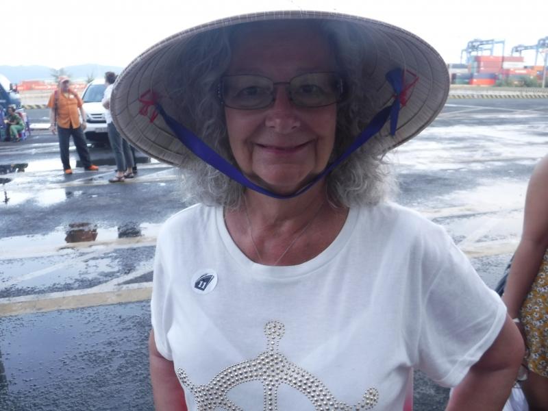 Rice Hat Souvenir
