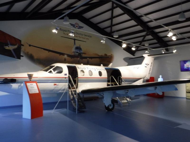 Royal Flying Doctor Museum
