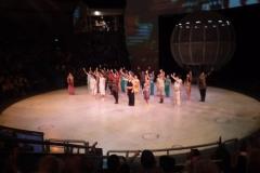 Acrobat Show
