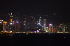 Hong Kong from Ship