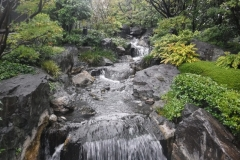 Waterfall at Shrine